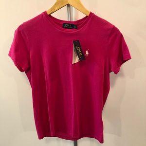 NEW | 100% Cotton POLO Ralph Lauren Logo T Shirt